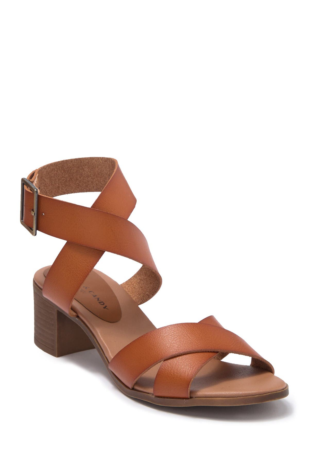 Image of Rock & Candy Nicci Block Heel Sandal
