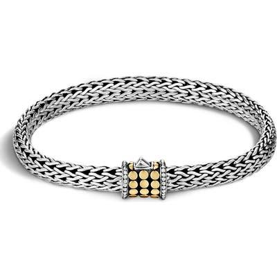 John Hardy Classic Chain Dot Bracelet