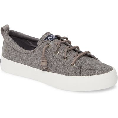 Sperry Crest Vibe Sneaker, Grey