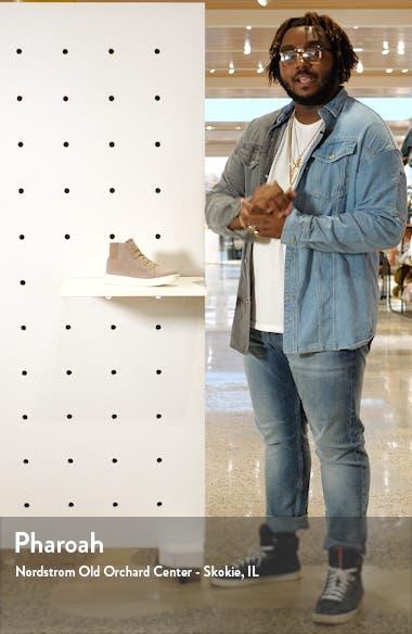 Gaze High Top Sneaker, sales video thumbnail