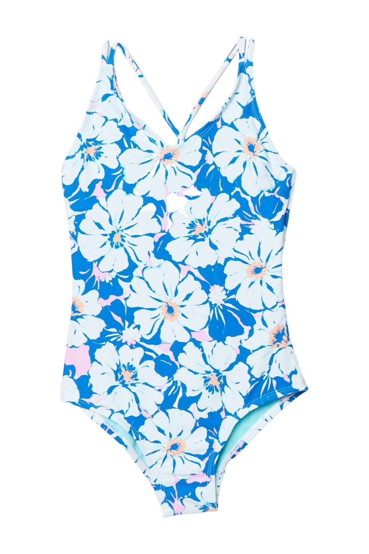 Image of RAISINS In Bloom Lola One-Piece Swimsuit