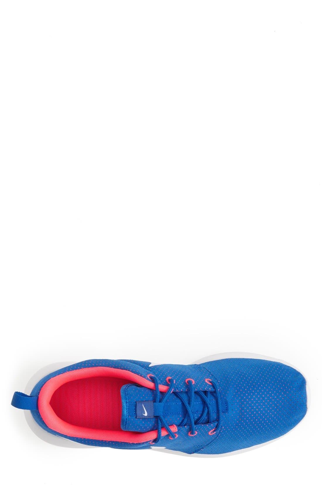 ,                             'Roshe Run' Sneaker,                             Alternate thumbnail 102, color,                             402