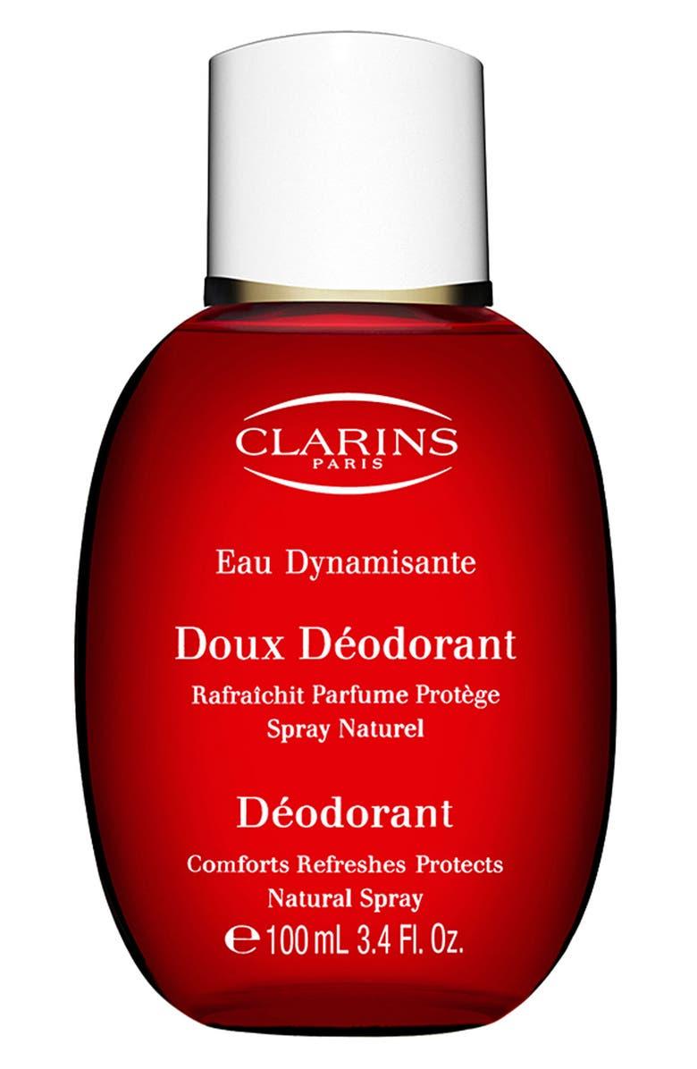 CLARINS Eau Dynamisante Deodorant, Main, color, NO COLOR