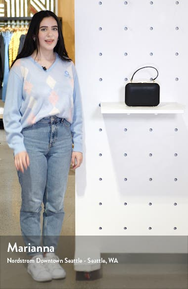 Ruby Top Handle Shoulder Bag, sales video thumbnail