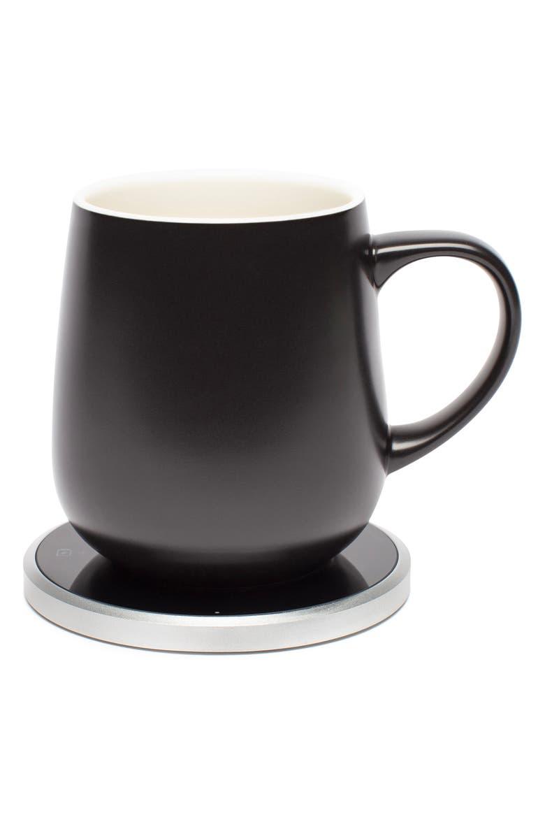 OHOM Kopi Mug & Warmer Set, Main, color, 001