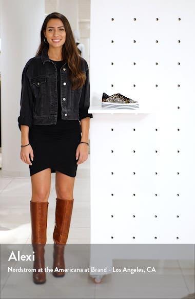 Falyn Platform Sneaker, sales video thumbnail