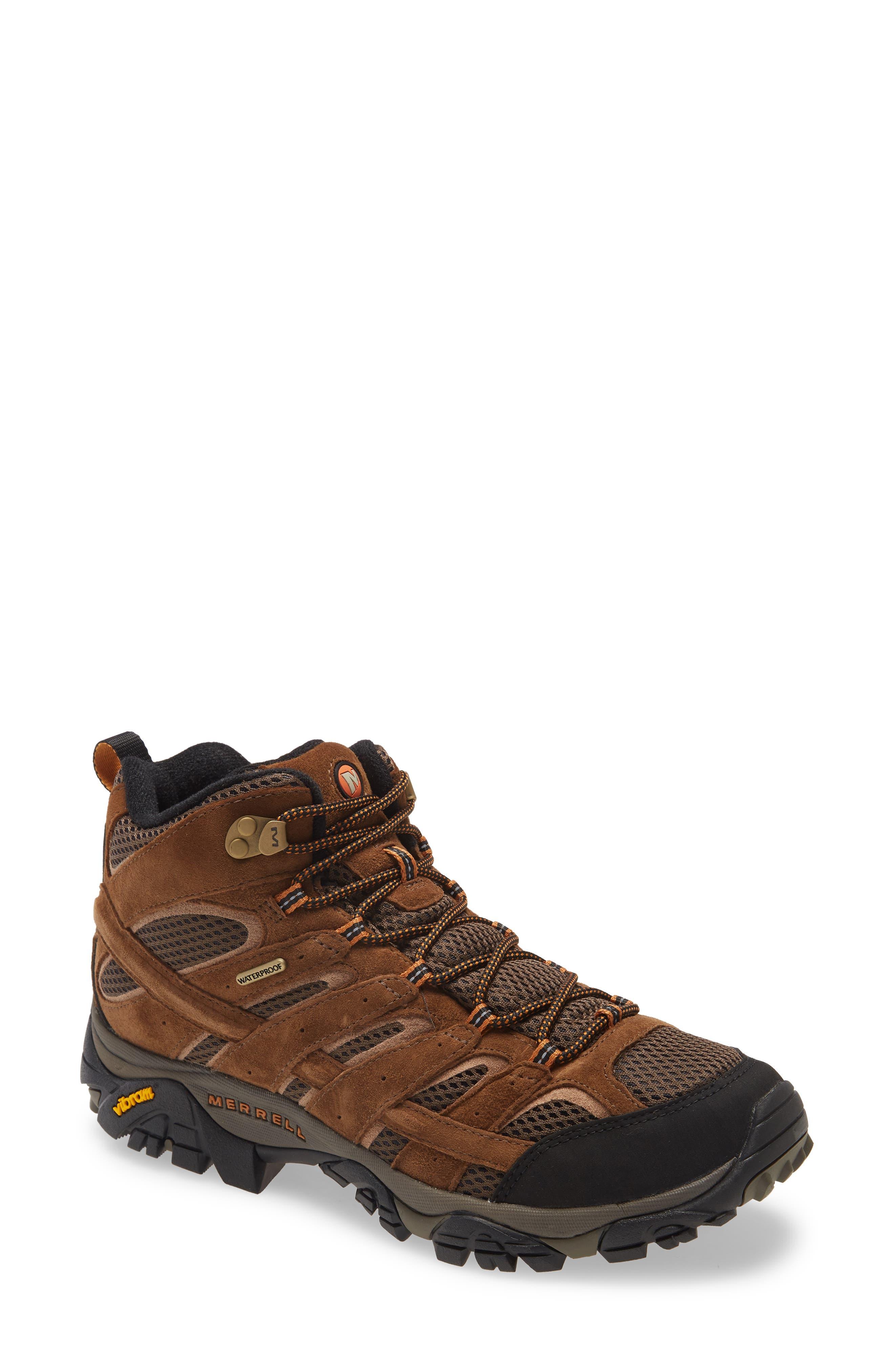 Moab 2 Mid Waterproof Hiking Shoe
