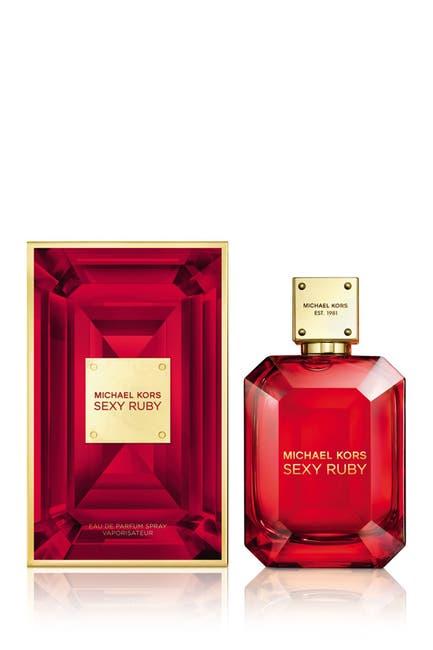Image of Michael Kors Sexy Ruby Eau de Parfum Spray - 3.4 fl. oz.