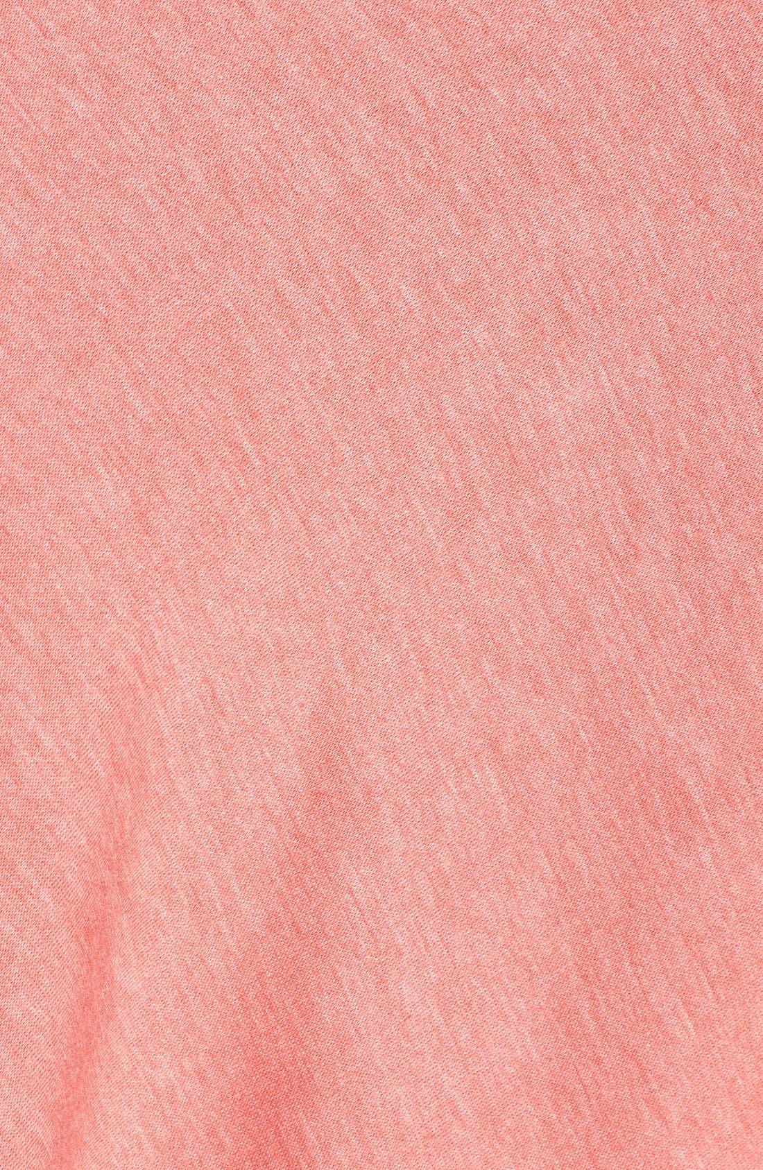 ,                             One-Button Fleece Wrap Cardigan,                             Alternate thumbnail 243, color,                             951