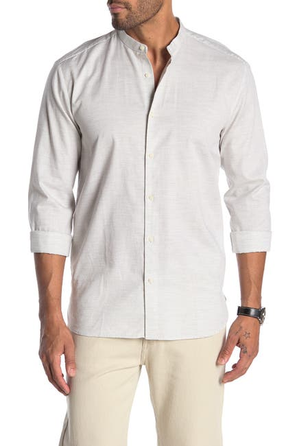 Image of BOSS Eddison Front Button Shirt