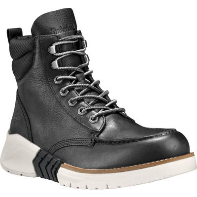 Timberland Moc Toe Boot- Black