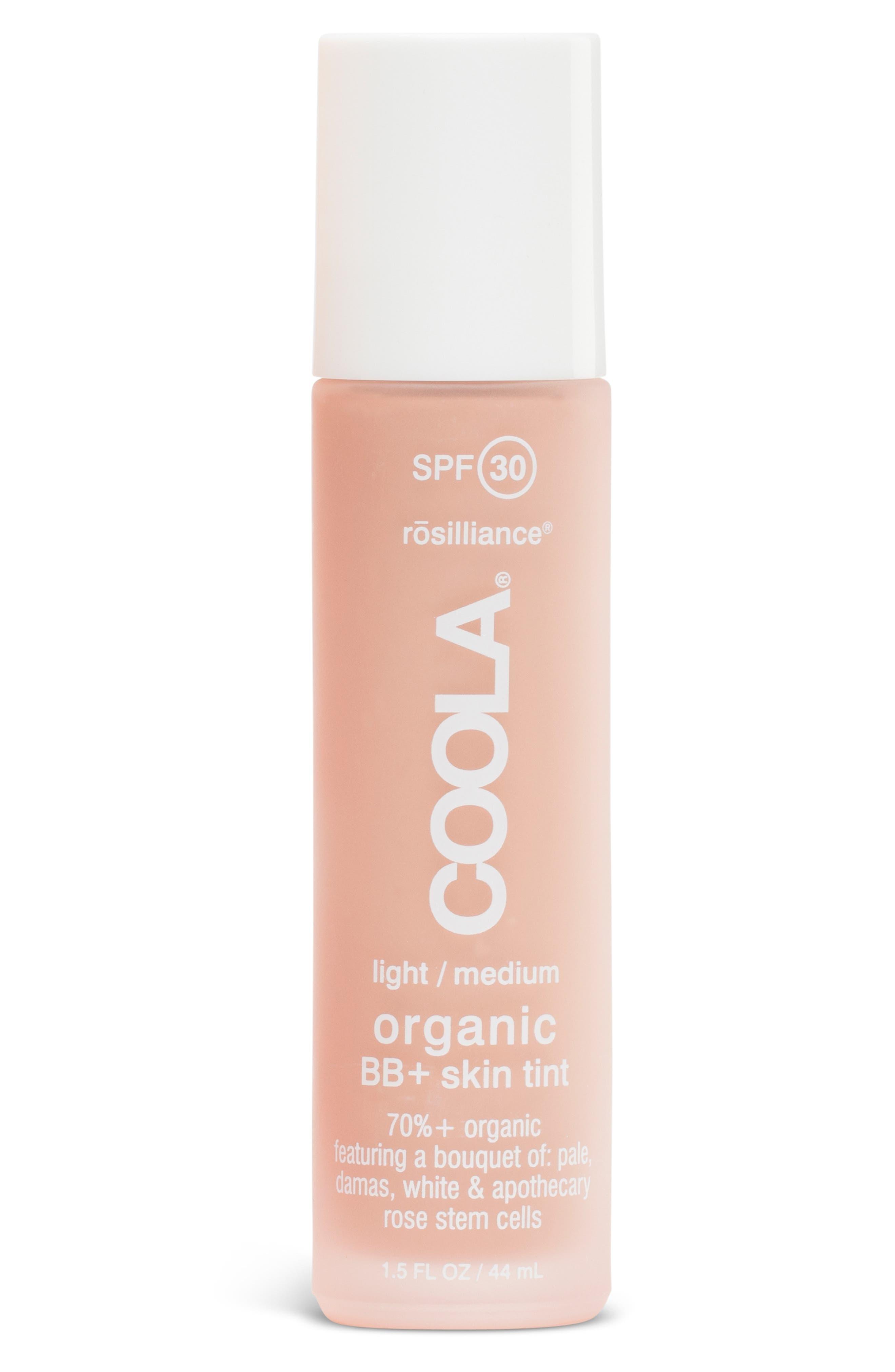 Coola Suncare Rosilliance(TM) Mineral Bb+ Cream Tinted Organic Sunscreen Spf 30
