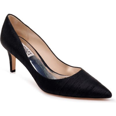 Badgley Mischka Lana Pump, Black