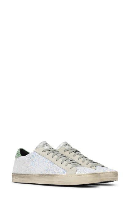 Image of P448 P488 John Low Top Sneaker