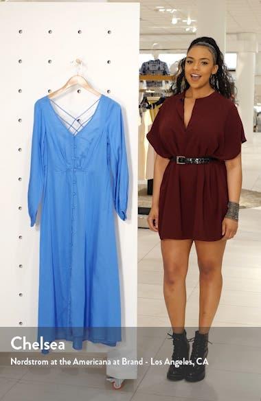 Later Days Midi Dress, sales video thumbnail