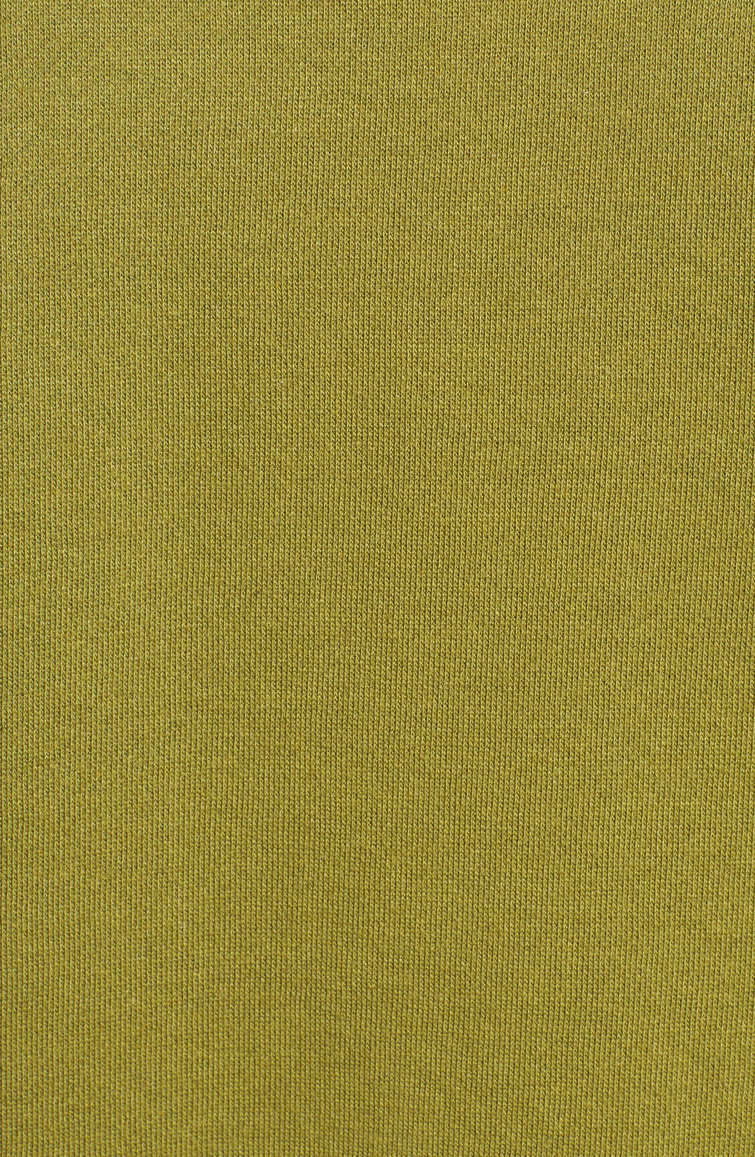 ,                             Ruched Sleeve Sweatshirt Dress,                             Alternate thumbnail 11, color,                             300