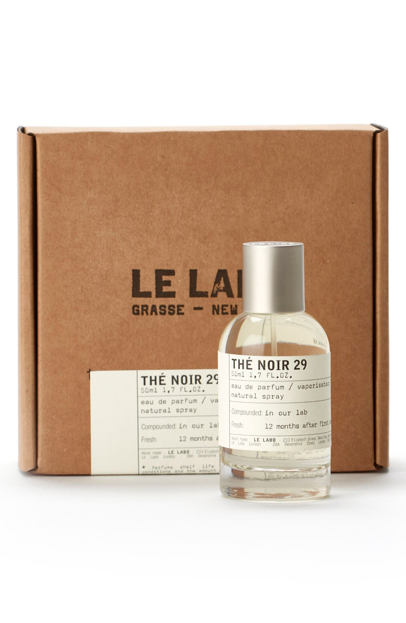 'Thé Noir 29' Eau de Parfum