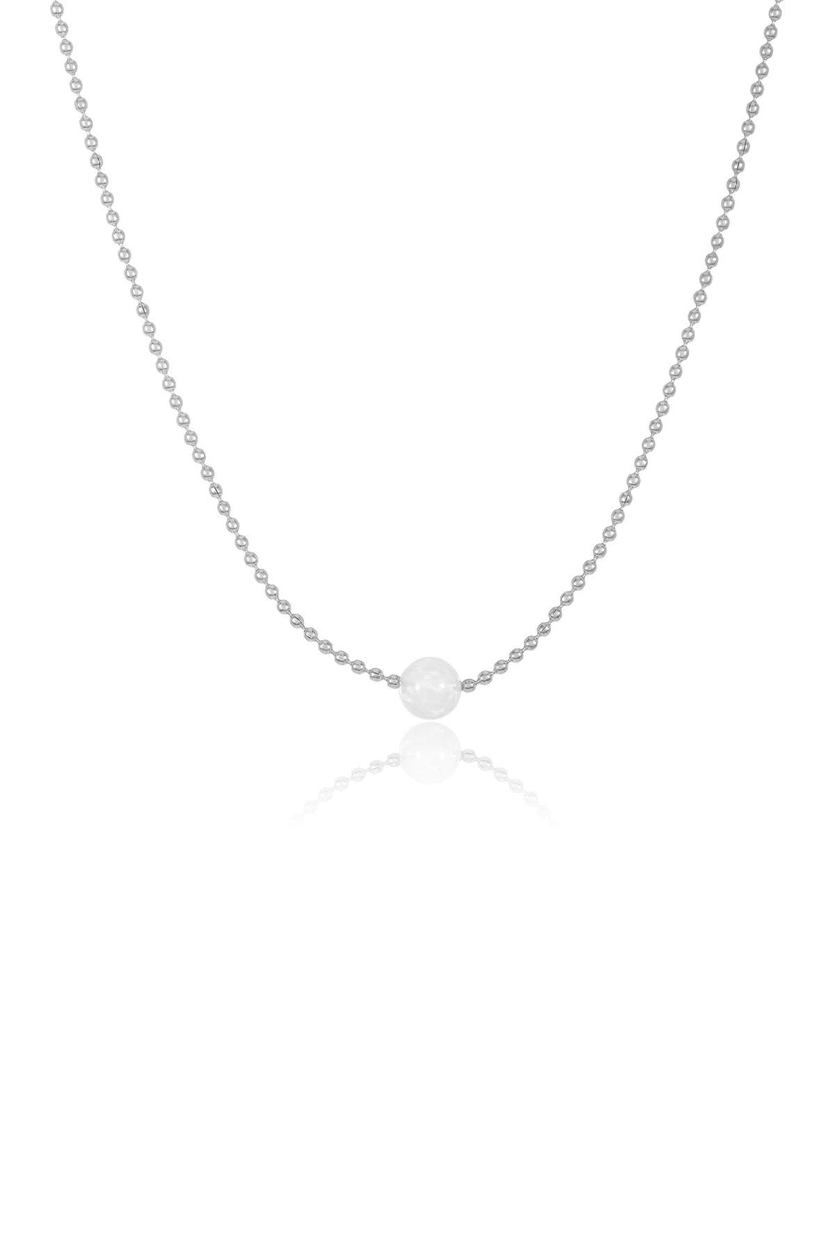 Sterling Forever Sterling Silver Created Opal Pendant Necklace