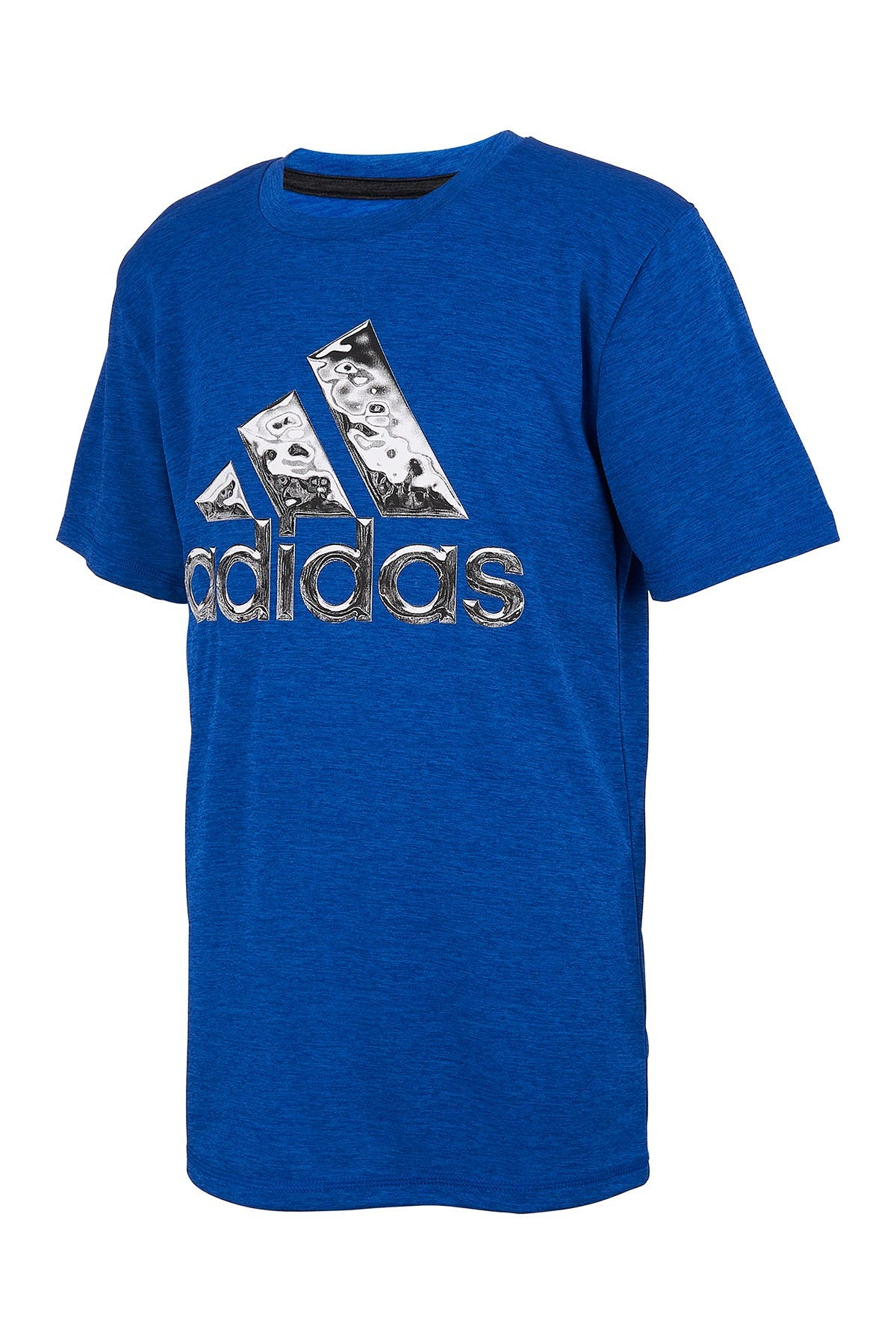 Image of adidas Liquid Metal Graphic T-Shirt