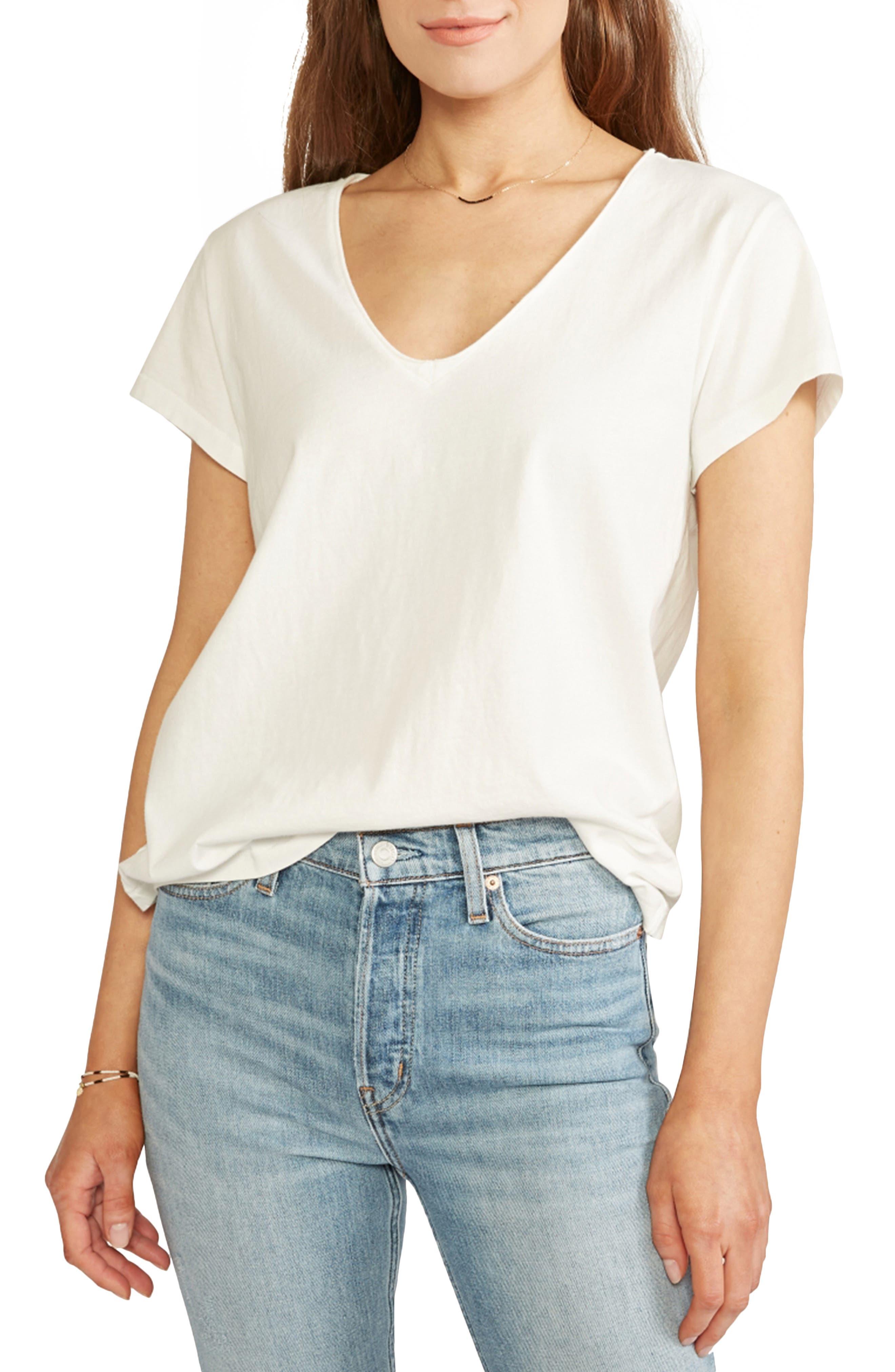 Women's Etica Aiden V-Neck T-Shirt