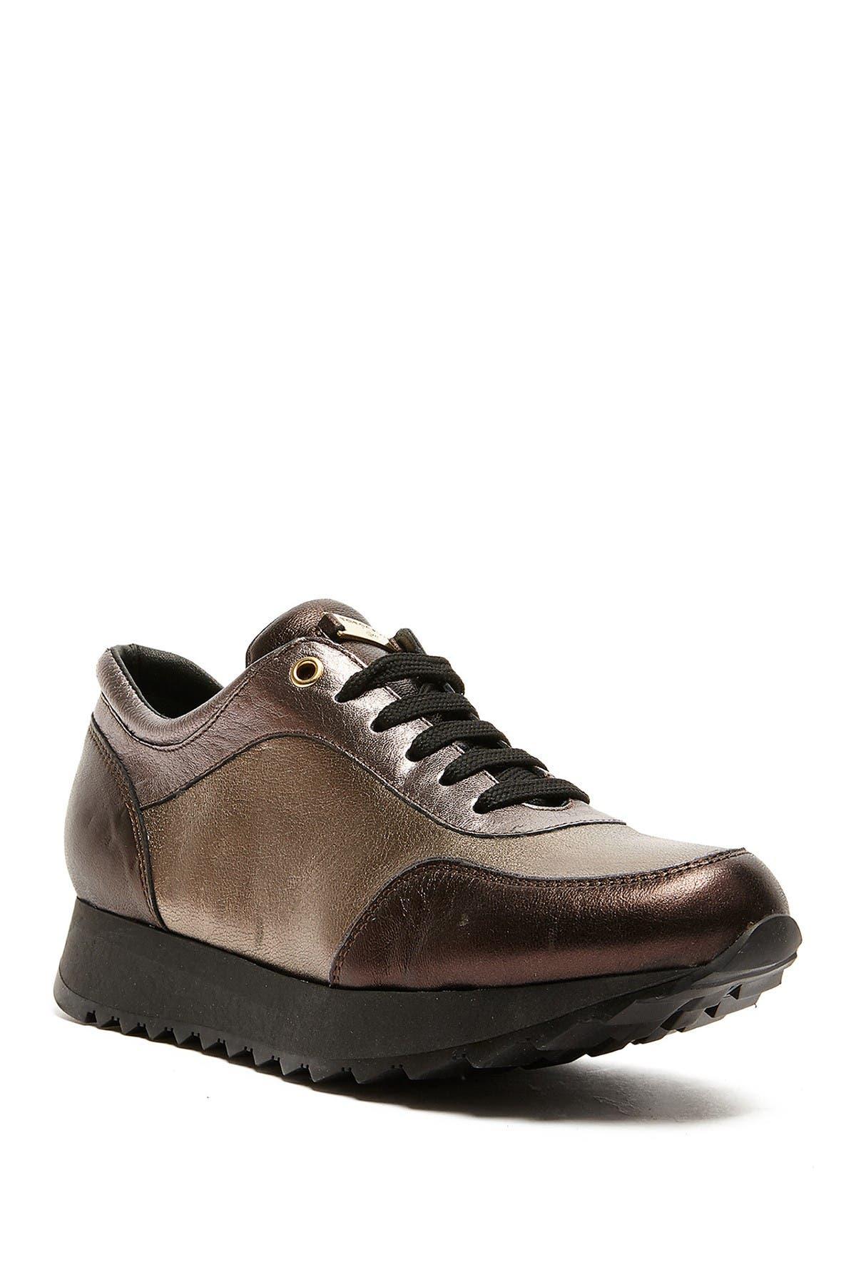 Image of TOSCA BLU Chamonix Lace-Up Sneaker