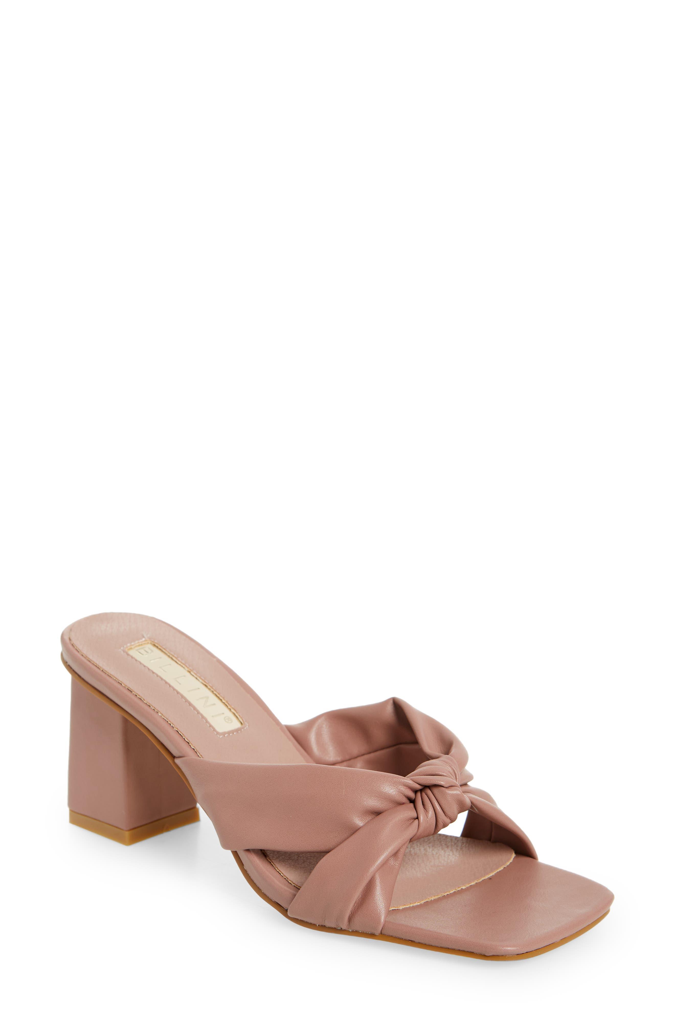 Una Slide Sandal