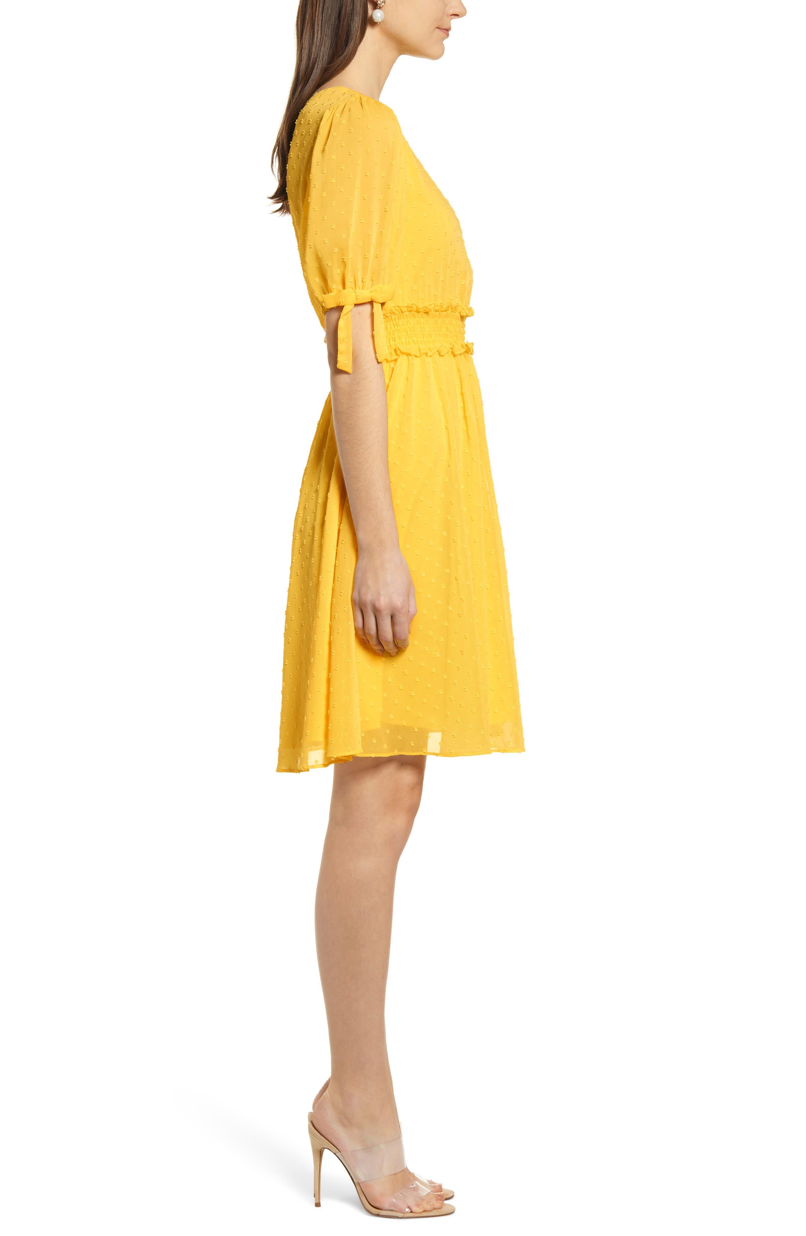 ,                             Smocked Waist Dress,                             Alternate thumbnail 4, color,                             720