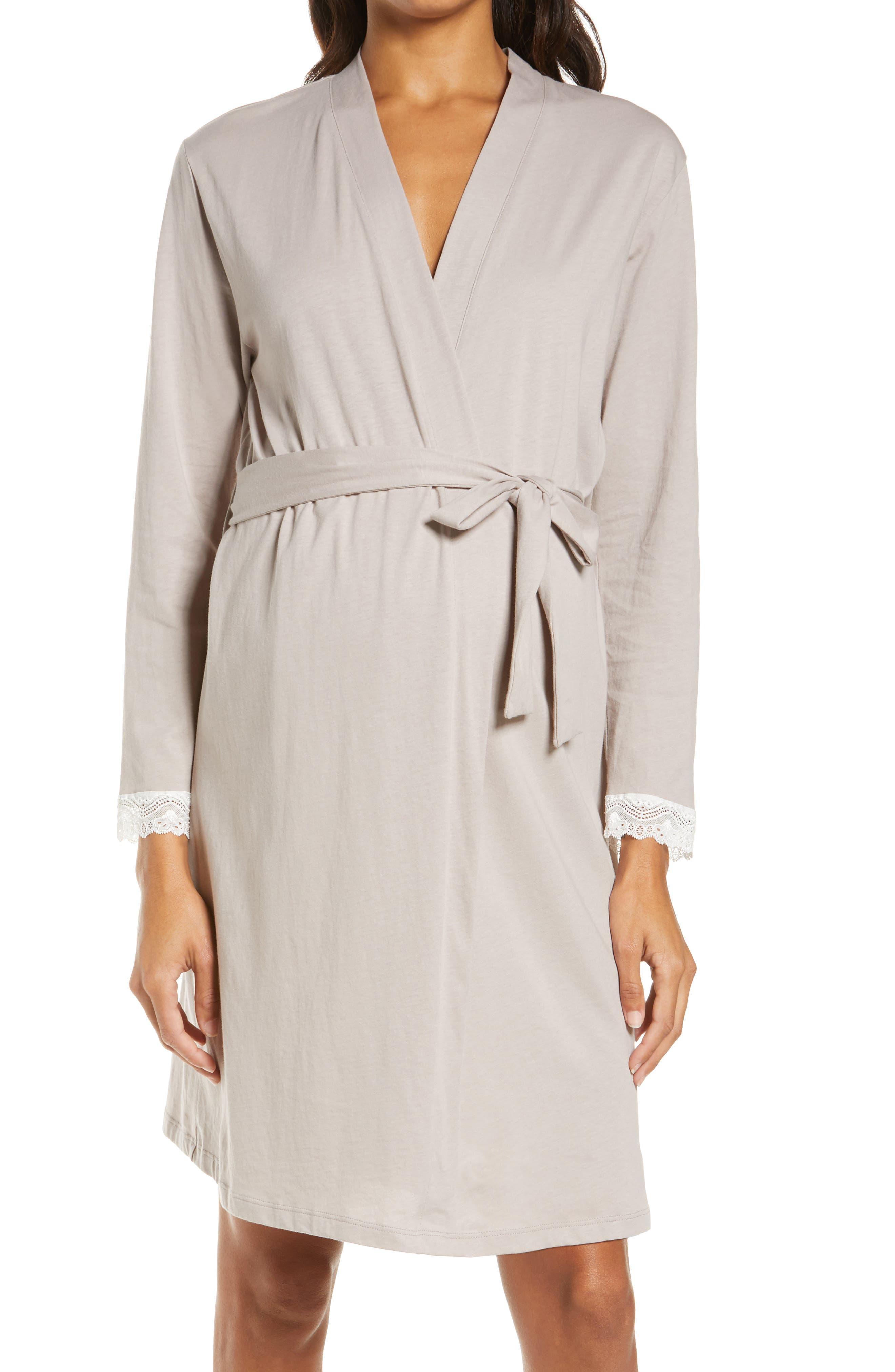 Starlet Maternity/nursing Robe
