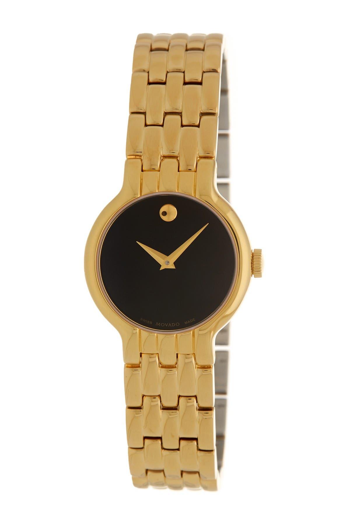 Image of Movado Women's Vetur Bracelet Watch, 26mm
