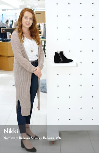 Omer Wedge Bootie, sales video thumbnail