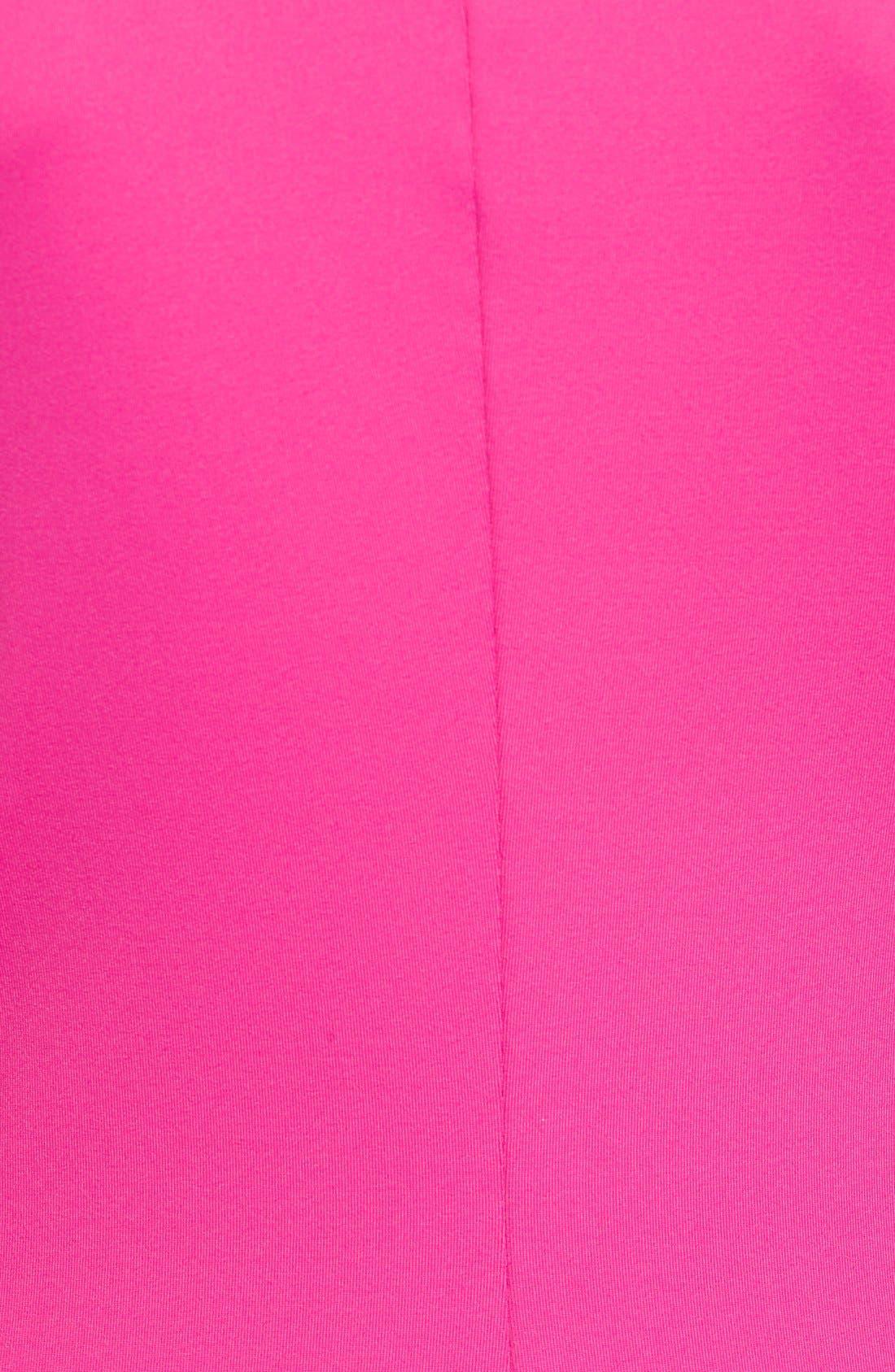 ,                             V-Neck Body-Con Dress,                             Alternate thumbnail 40, color,                             651