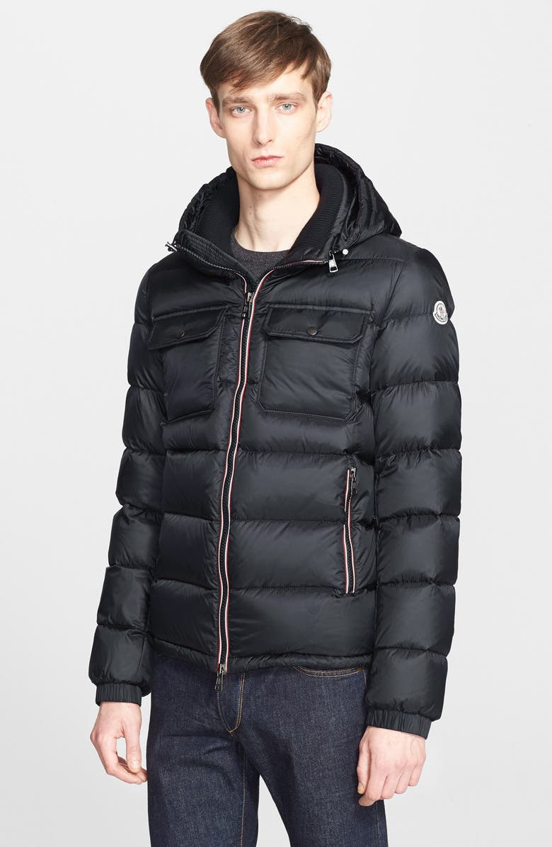 2d25e3365 Moncler 'Demar' Quilted Down Jacket | Nordstrom