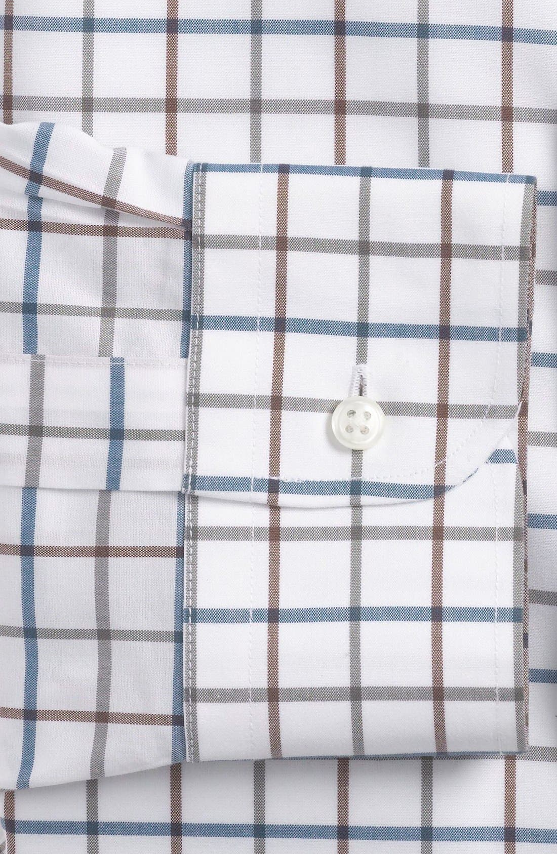 ,                             Nordstrom Smartcare<sup>™</sup> Traditional Fit Dress Shirt,                             Alternate thumbnail 2, color,                             900