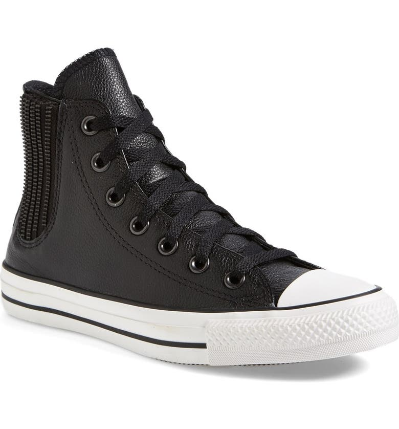 Chuck Taylor® All Star® 'Chelsee' Leather Sneaker