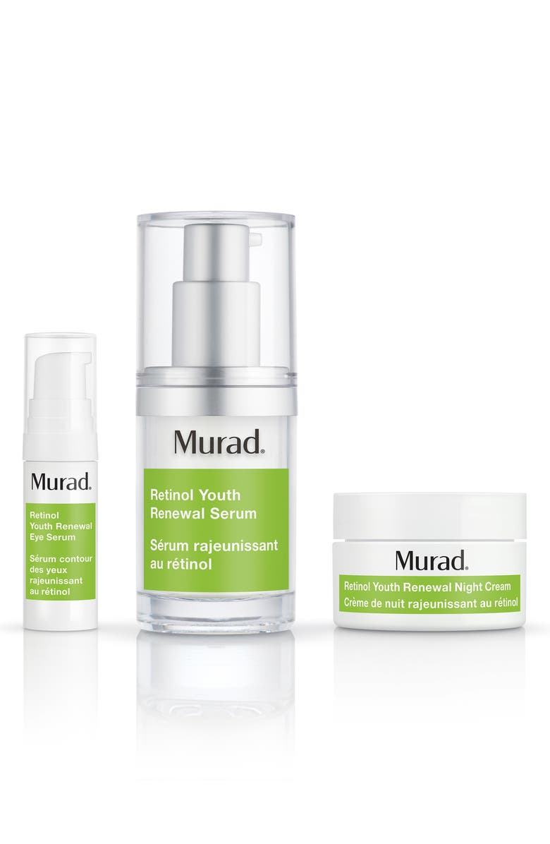 MURAD<SUP>®</SUP> Ready Radiant Retinol Set, Main, color, NO COLOR