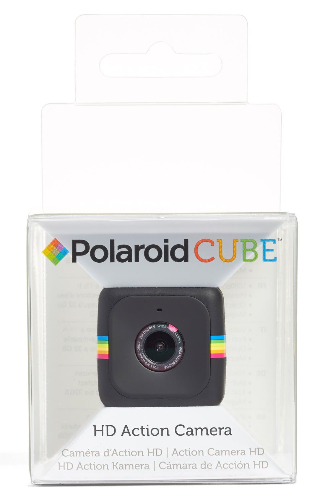 ,                             Cube<sup>™</sup> HD Digital Video Action Camera Camcorder,                             Alternate thumbnail 3, color,                             001