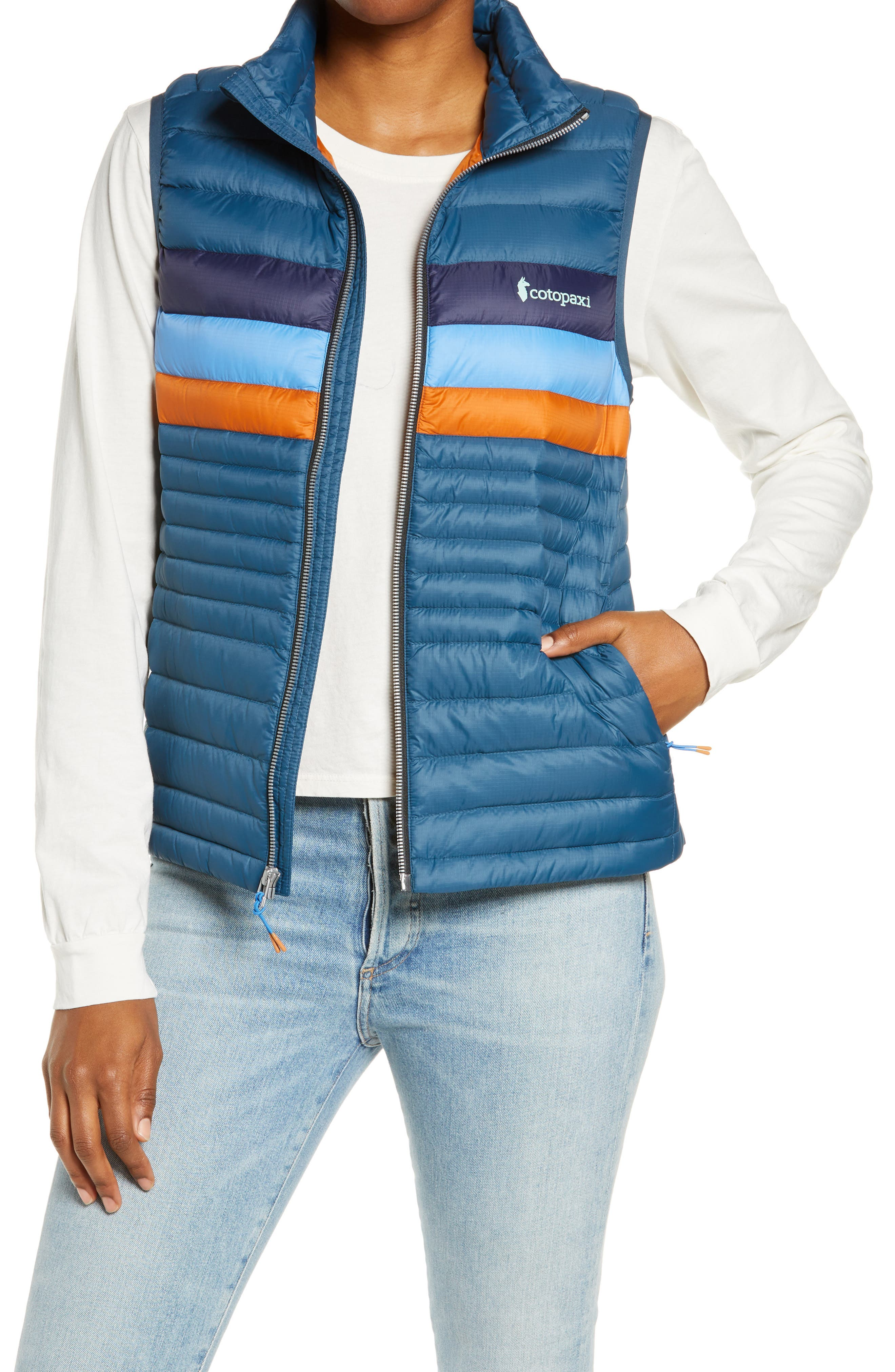 Fuego Water Resistant 800 Fill Power Down Vest