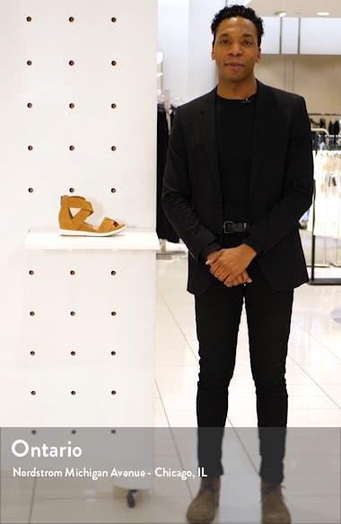 Viv Wedge Sandal, sales video thumbnail