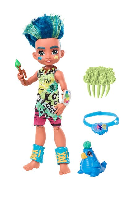 Image of Mattel Cave Club Slate Doll - Taggy