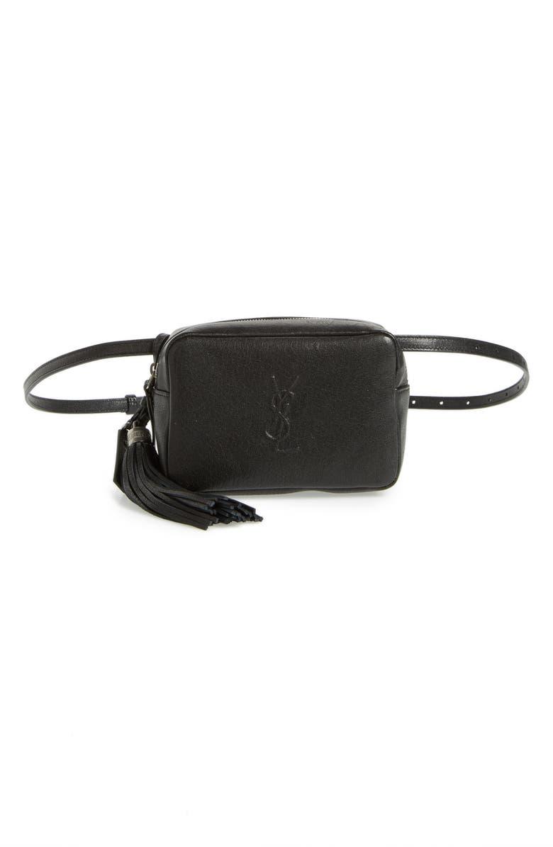 e78528d6fe Monogram Lambskin Leather Belt Bag