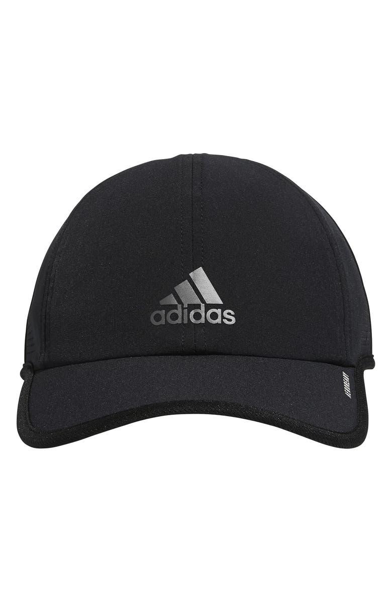 ADIDAS Superlite 2.0 Cap, Main, color, BLACK