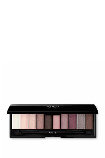 Image of Kiko Milano Smart Eyeshadow Palette - 01 Garden Rose