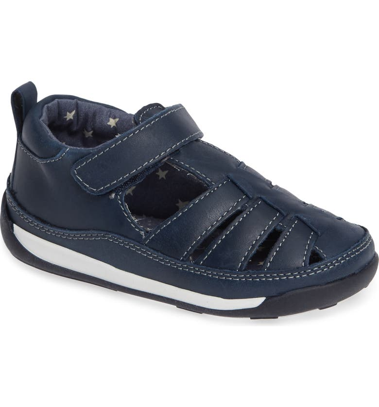 SOLE PLAY Pavel Fisherman Sandal, Main, color, MARINE NAVY