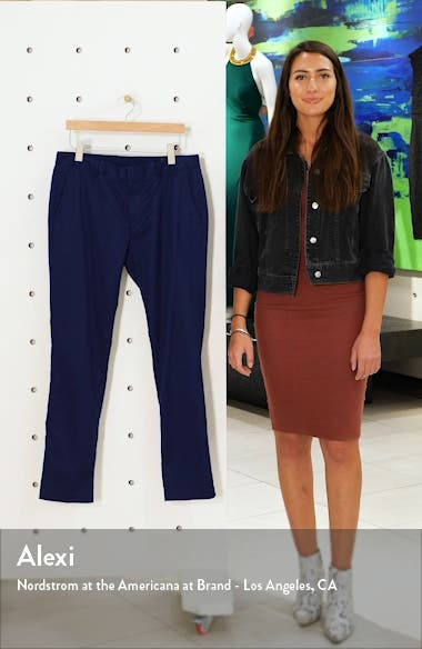 Weekday Warrior Tailored Fit Stretch Pants, sales video thumbnail