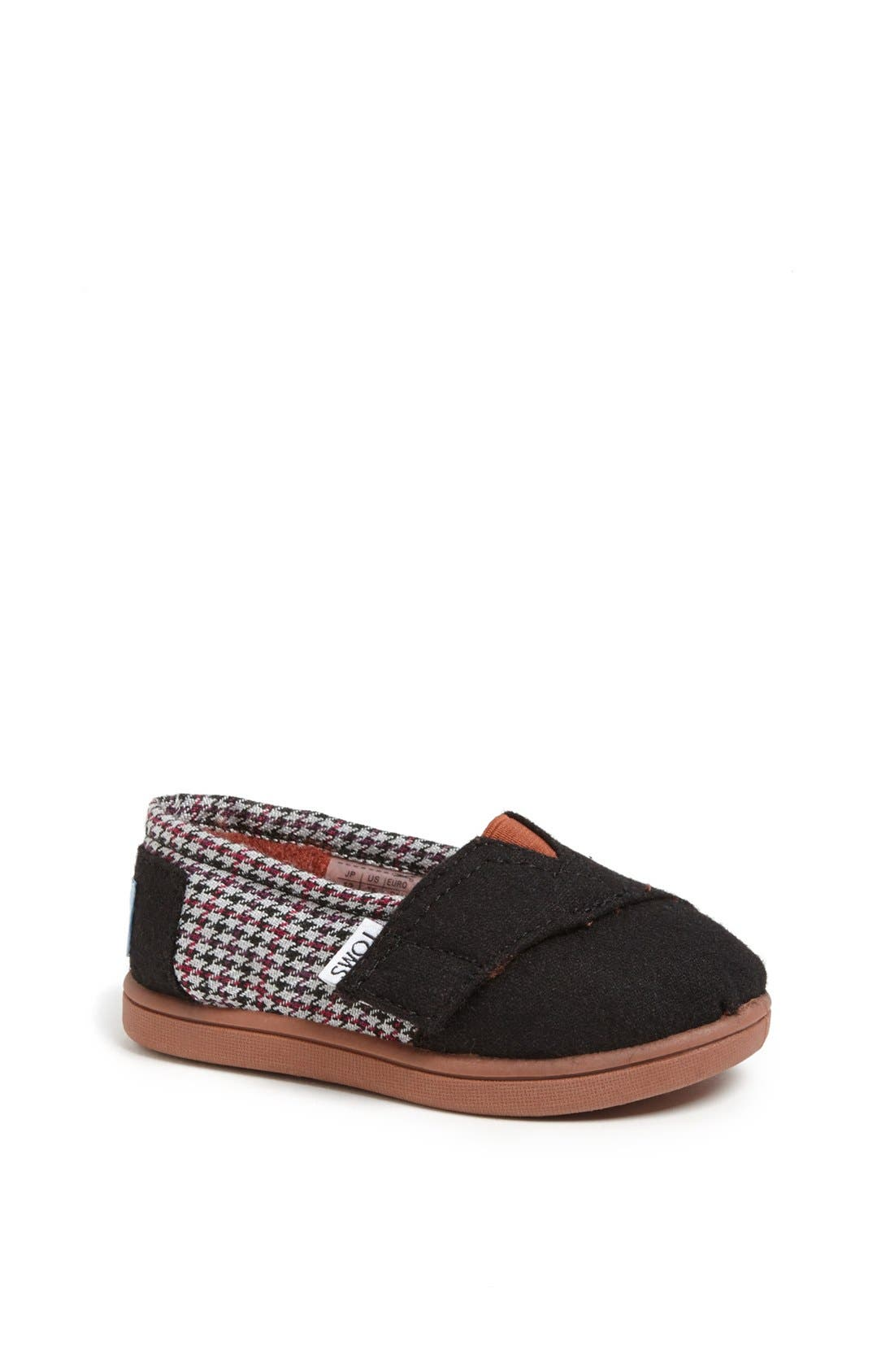 TOMS 'Classic - Tiny' Houndstooth Slip