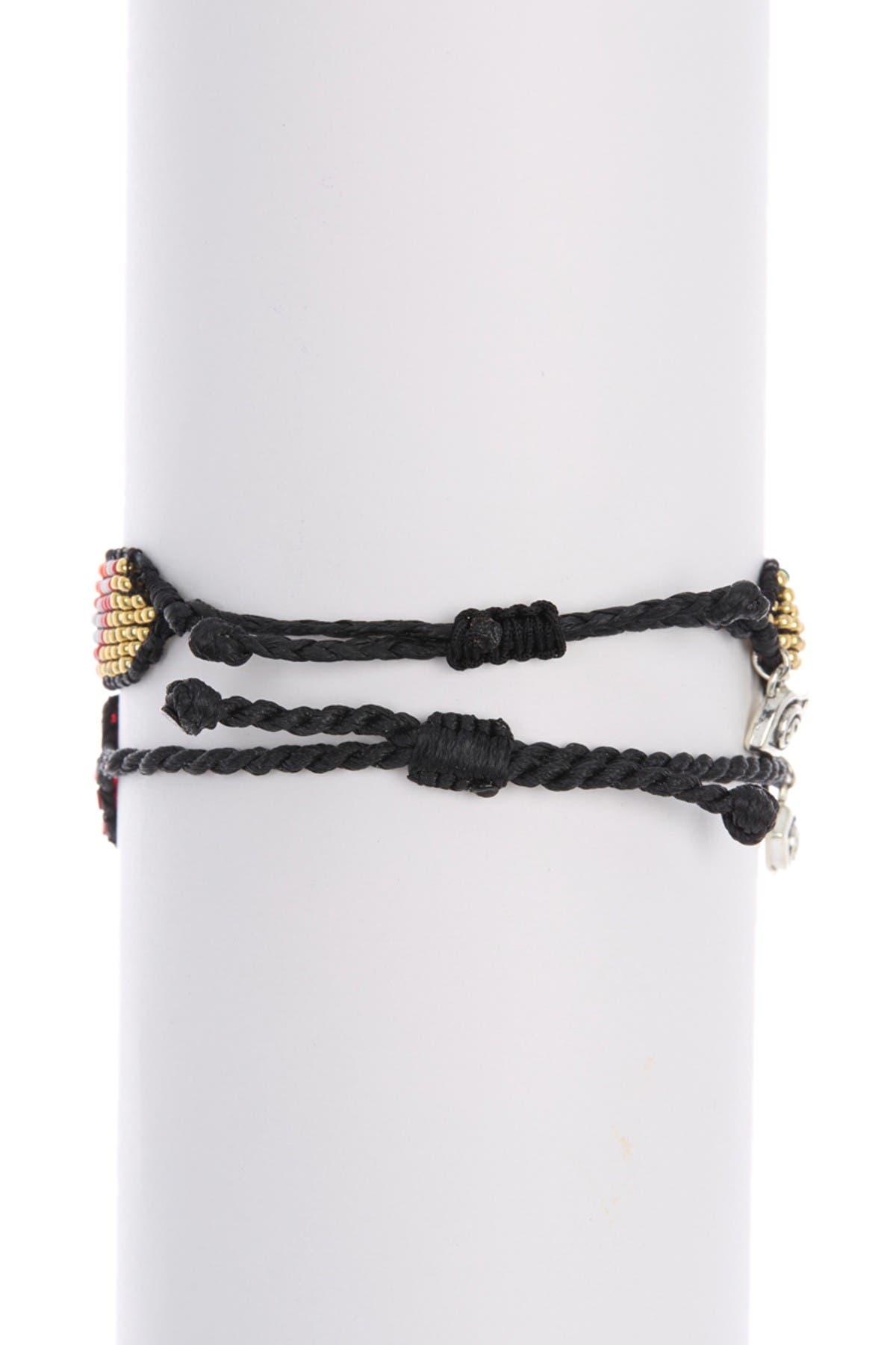 Image of AYOUNIK Spring Beaded Friendship Bracelet Set