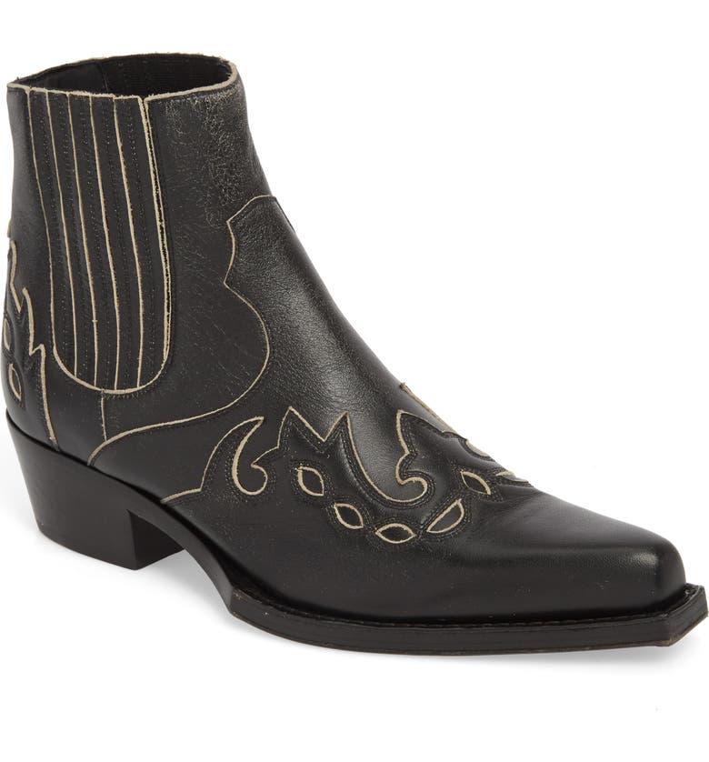 ce741c8774c CALVIN KLEIN 205W39NYC Cal Calvert Cowboy Boot (Men) | Nordstrom