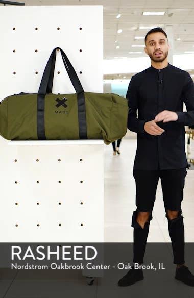 SWS 100L Roll Top Duffle Bag, sales video thumbnail