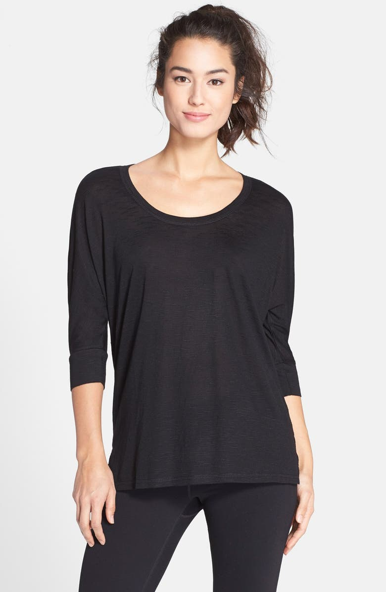ZELLA 'Siren' Studio Tee, Main, color, 001