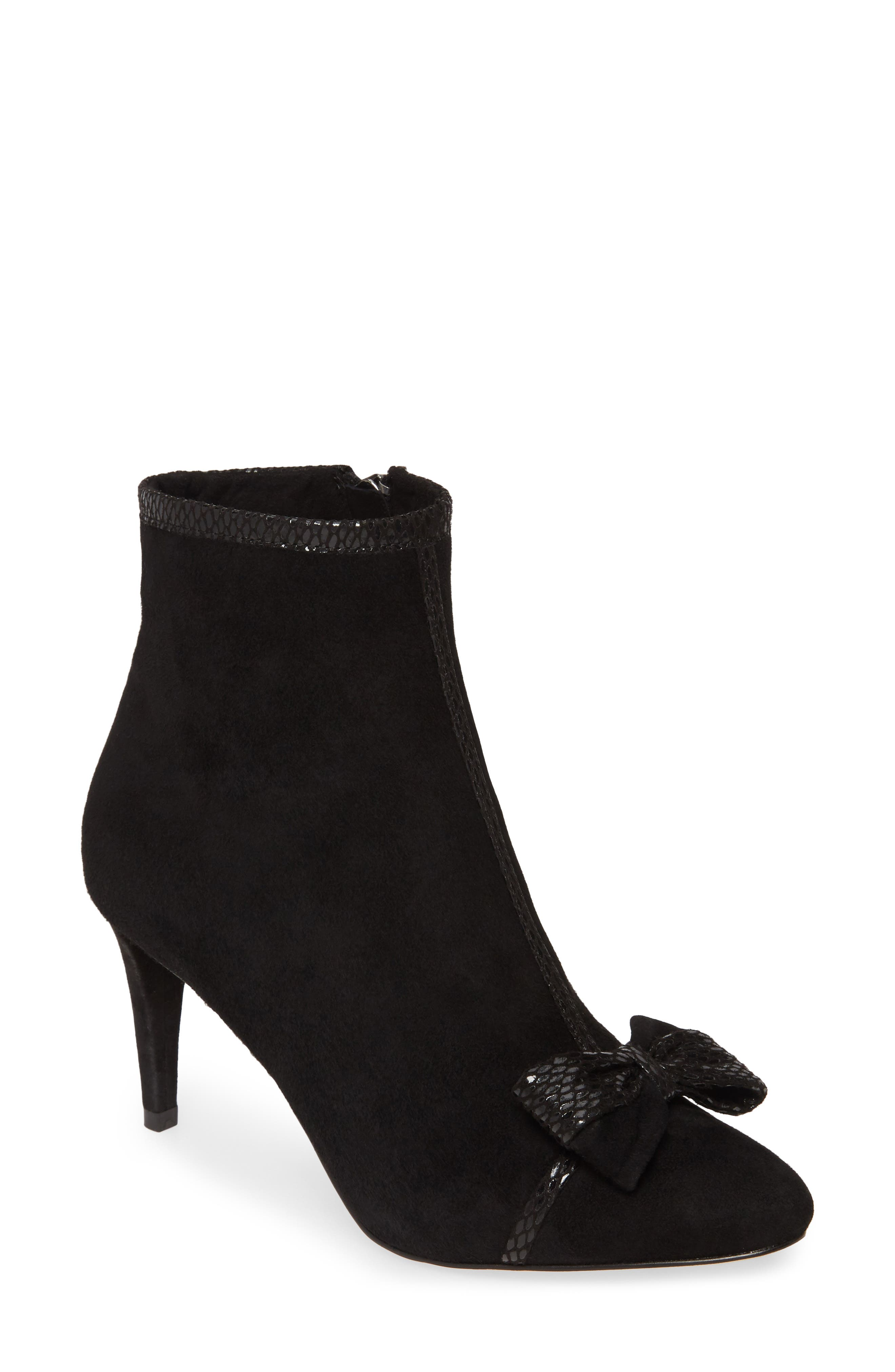 Karl Lagerfeld Paris Mona Bow Bootie